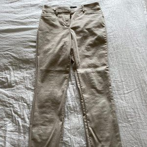 Express Ultimate Chino Straight - Mid Rise